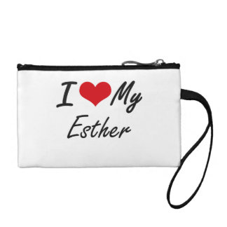 I love my Esther Coin Wallets