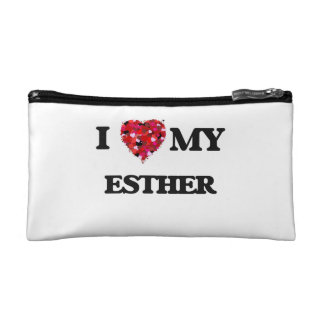 I love my Esther Cosmetic Bag