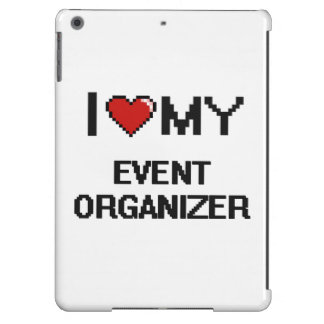 I love my Event Organizer iPad Air Covers