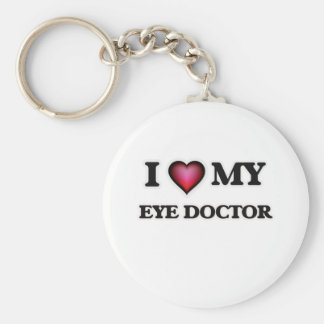 I love my Eye Doctor Key Ring
