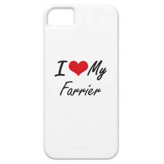 I love my Farrier Case For The iPhone 5