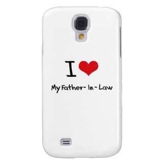 I Love My Father-In-Law Galaxy S4 Case