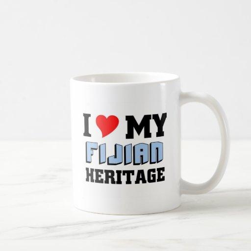 I love my Fijian Heritage Coffee Mugs