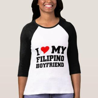 I love my Filipino Boyfriend Shirts