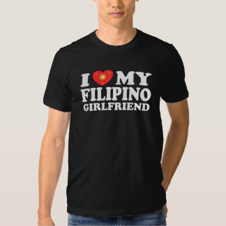I Love My Filipino Girlfriend Tshirt