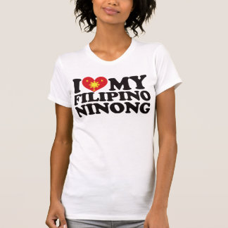 I Love My Filipino Ninong T-Shirt