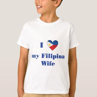 I Love My Filipino Wife 1 T-Shirt