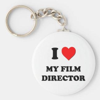 I love My Film Director Keychains