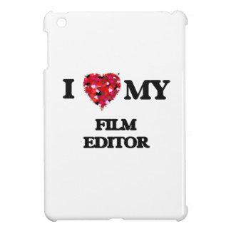 I love my Film Editor iPad Mini Cover