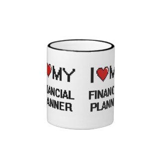 I love my Financial Planner Ringer Coffee Mug