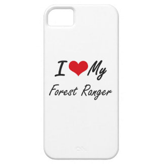 I love my Forest Ranger Barely There iPhone 5 Case