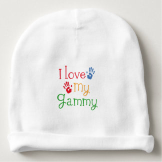 I love my GAMMY Hat Baby Baby Beanie