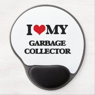 I love my Garbage Collector Gel Mouse Mats