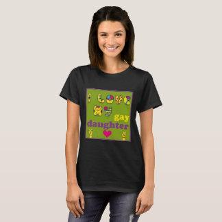 I Love My Gay Daughter T-Shirt