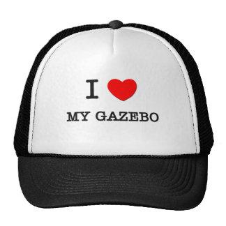 I Love My Gazebo Trucker Hat