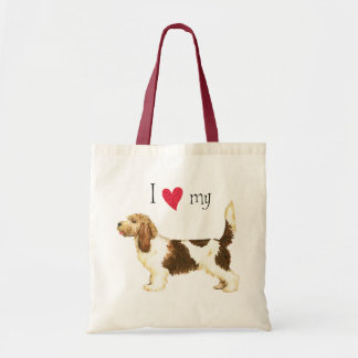 I Love my GBGV Budget Tote Bag