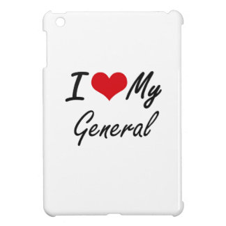 I love my General iPad Mini Cover