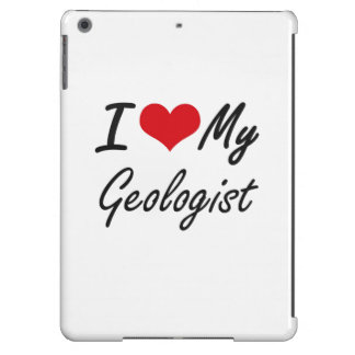 I love my Geologist iPad Air Cover