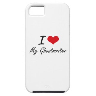 I Love My Ghostwriter Case For The iPhone 5