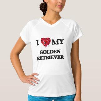 I love my Golden Retriever Shirts