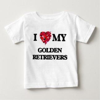 I love my Golden Retrievers T Shirt