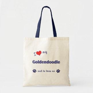 I Love My Goldendoodle (Male Dog)
