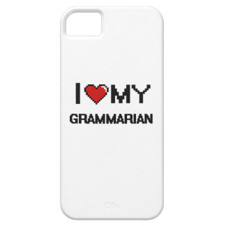 I love my Grammarian iPhone 5 Covers