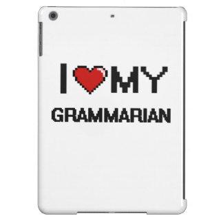 I love my Grammarian Case For iPad Air