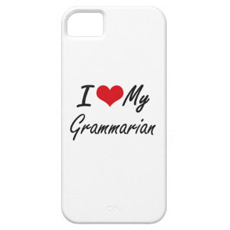 I love my Grammarian Case For The iPhone 5
