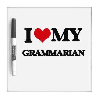 I love my Grammarian Dry-Erase Boards