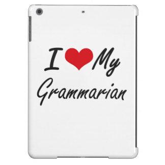 I love my Grammarian iPad Air Cases