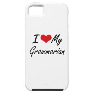I love my Grammarian Tough iPhone 5 Case