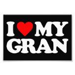 I LOVE MY GRAN