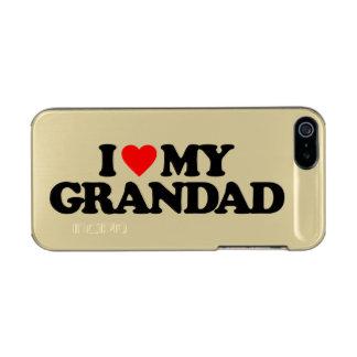 I LOVE MY GRANDAD INCIPIO FEATHER® SHINE iPhone 5 CASE