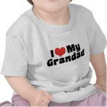 I Love My Grandad Tees