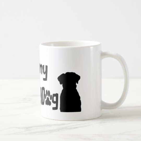 I Love My GRANDdog! Coffee Mug