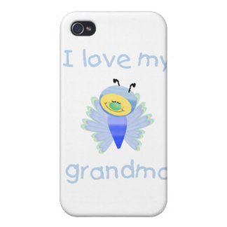 I love my grandma boy flutterby covers for iPhone 4