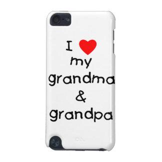 I love my grandma grandpa iPod touch 5G cases