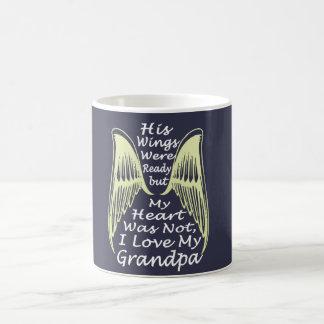 I Love My Grandpa Coffee Mug