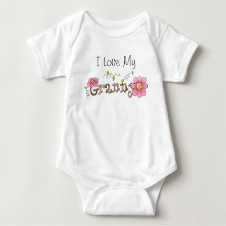 I Love My Granny, Infant Baby Bodysuit