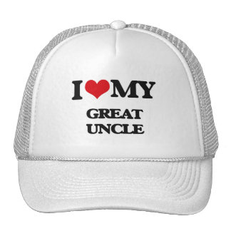 I love my Great Uncle Cap