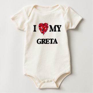 I love my Greta Baby Creeper