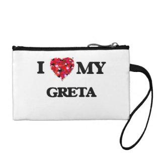 I love my Greta Change Purse