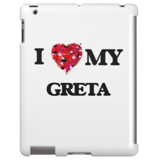 I love my Greta iPad Case