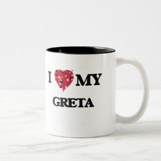 I love my Greta Two-Tone Mug
