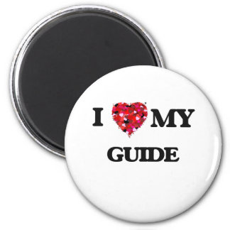 I love my Guide 2 Inch Round Magnet