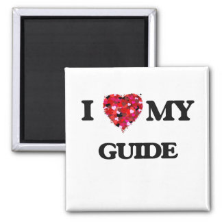 I love my Guide Square Magnet