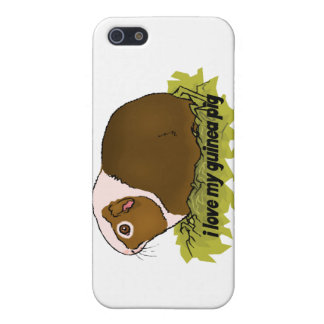 I Love My Guinea Pig Case For The iPhone 5