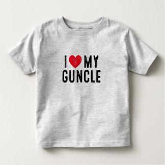 I Love My Guncle. Toddler T-Shirt