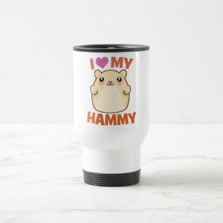 I Love My Hammy Mug